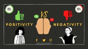 Positivity vs Negativity! Which wins?