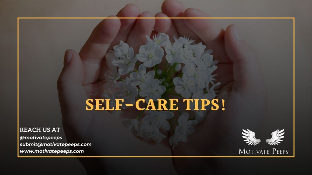 What is self-care and why it is important