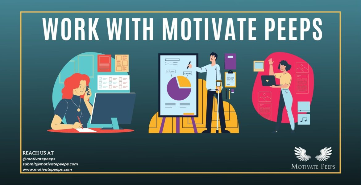 Work with Motivate Peeps
